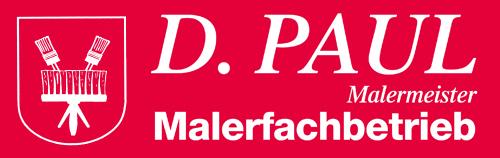 Malermeister D. Paul